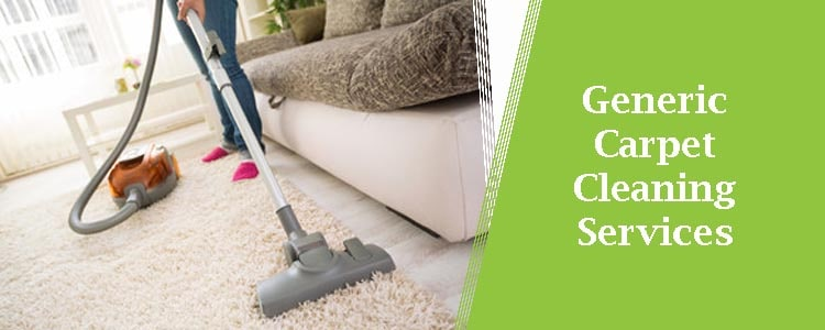 Generic Carpet Cleaning Services